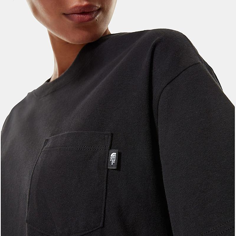 Women's Relaxed Pocket T-Shirt-