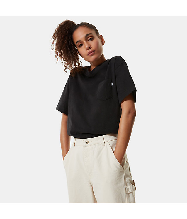 Women's Relaxed Pocket T-Shirt | The North Face