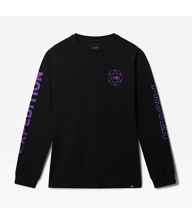Men's Long-Sleeve Double Sleeve Graphic T-Shirt | The North Face