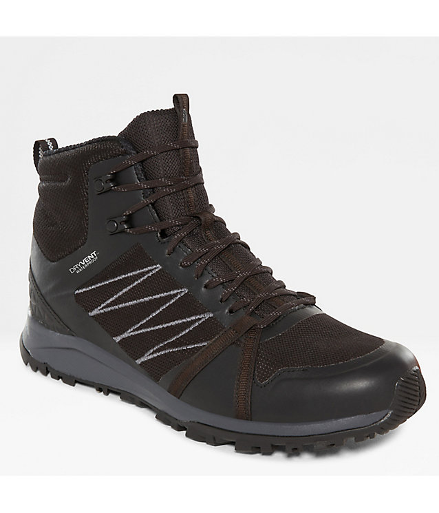 CHAUSSURES IMPERMÉABLES LITEWAVE FASTPACK II MID POUR HOMME | The North Face