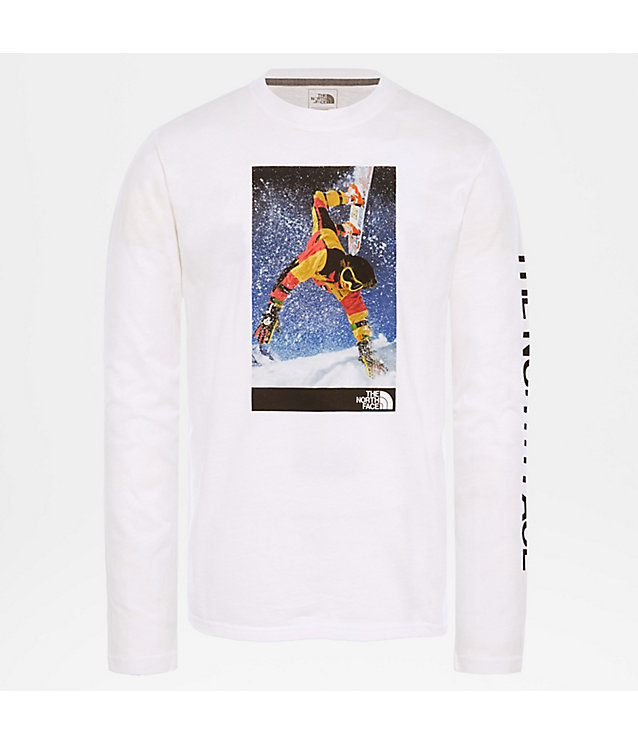 Long-Sleeve '92 Retro Rage T-Shirt | The North Face