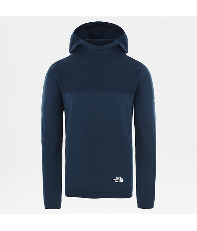 Felpa Con Cappuccio Uomo E-Knit Active Trail | The North Face