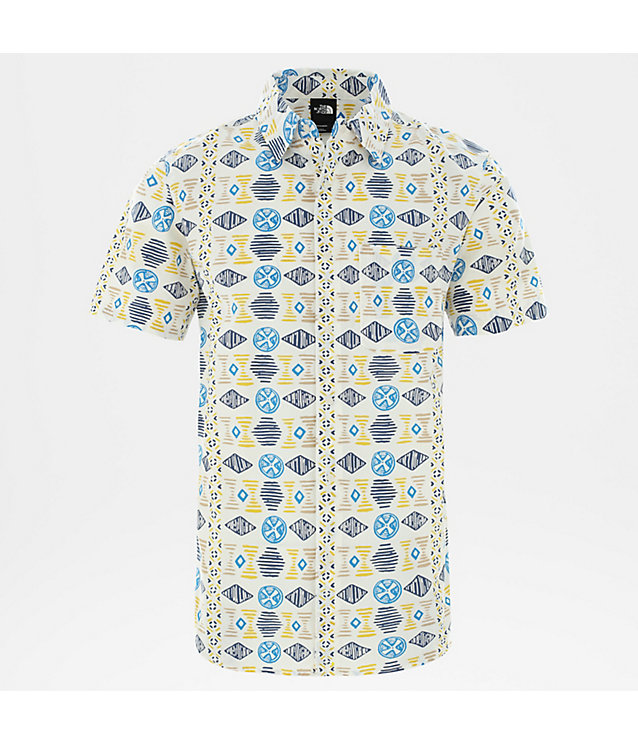 Men's Baytrail Pattern Short-Sleeve Shirt | The North Face