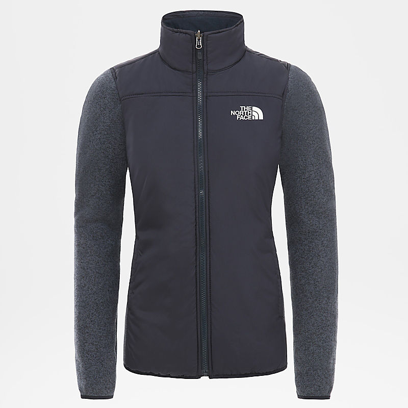 Women's Full Zip Modis Fleece-