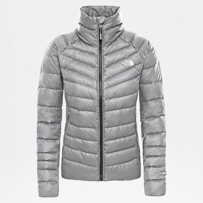 The North Face Womens Ashton Jacket Tin Grey Size XS