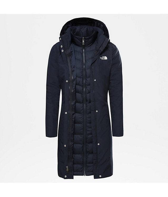 TRENCH NEW SUZANNE TRICLIMATE® POUR FEMME | The North Face