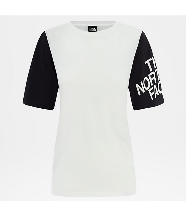 T-Shirt Donna Sesh Con Design A Blocchi Di Colore | The North Face