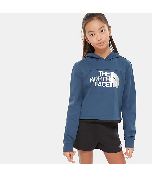 Girls' Cropped Hoodie | The North Face