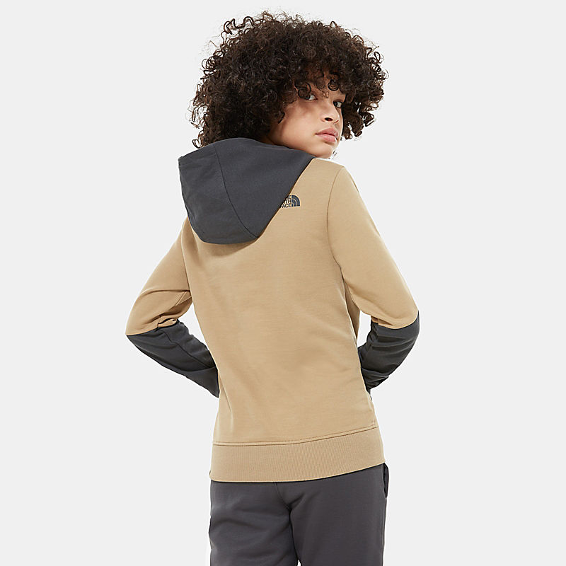 Kinder Drew Peak Light Block Kapuzenpullover-