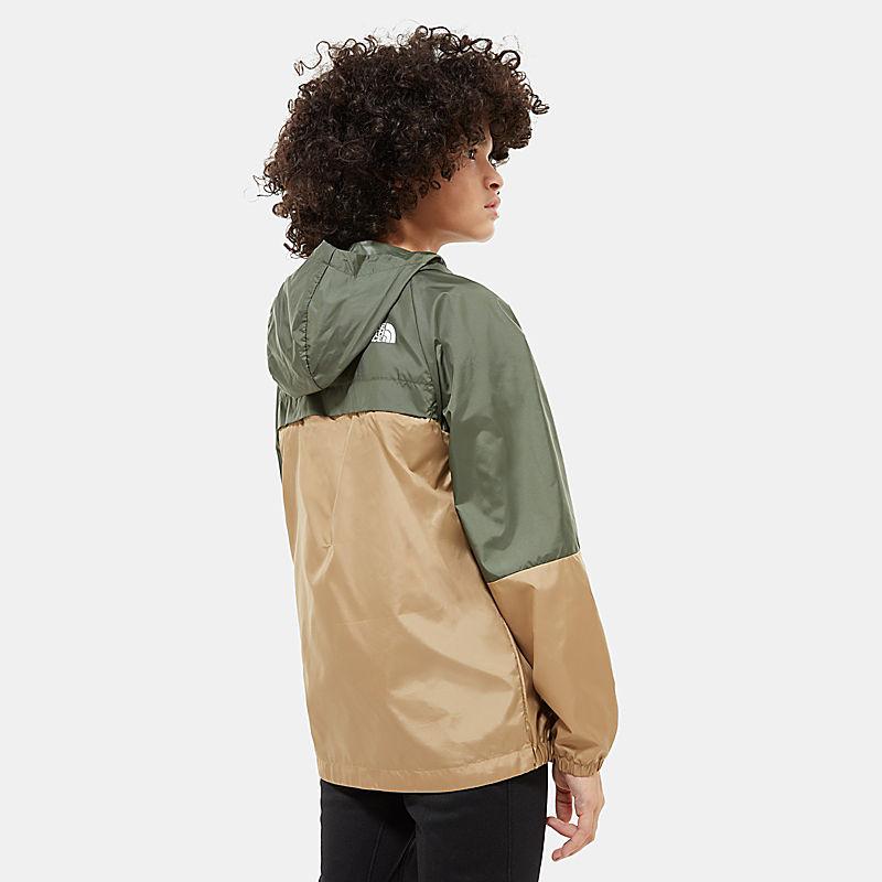 Youth Yafita Packable Wind Jacket-