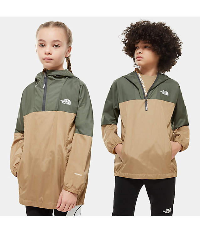 Youth Yafita Packable Wind Jacket | The North Face