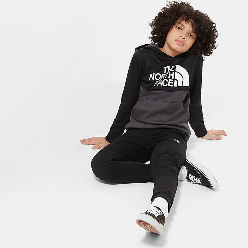 Boy'S Surgent Pullover Block Hoodie-