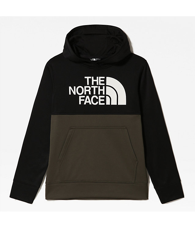 JUNGEN SURGENT BLOCK KAPUZENPULLOVER | The North Face