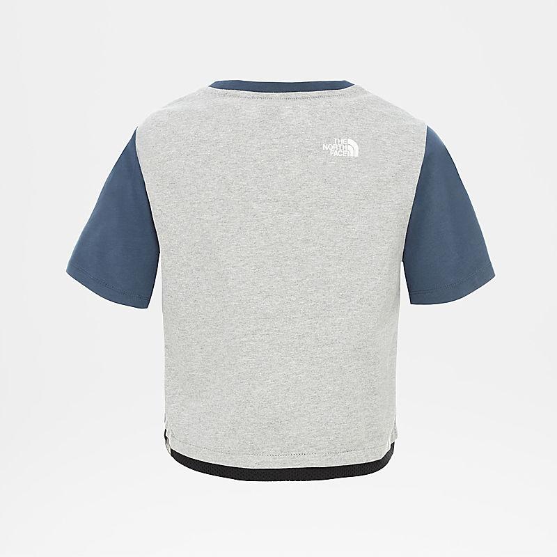 T-Shirt Court Pour Fille-