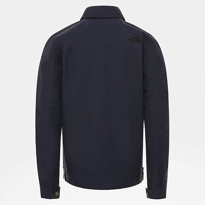 Men's Utility Coach Waterproof Jacket-