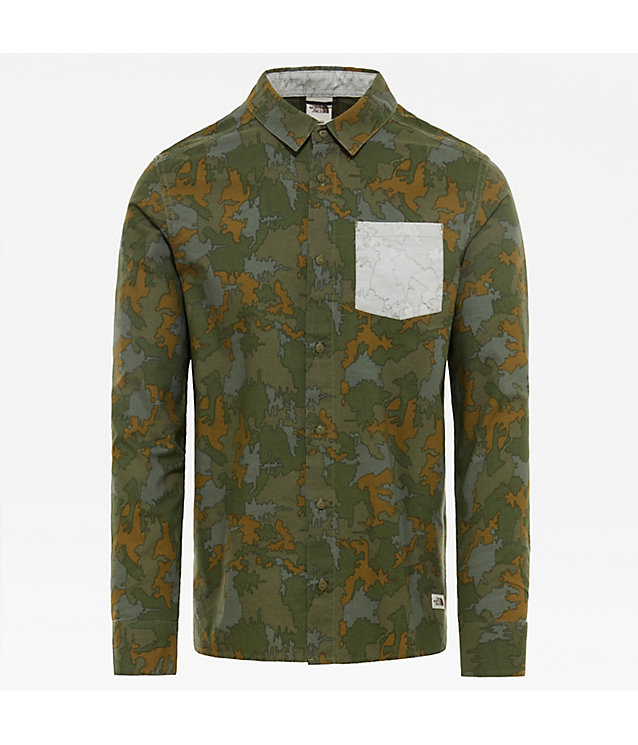 Men's Cartographer Shirt | The North Face