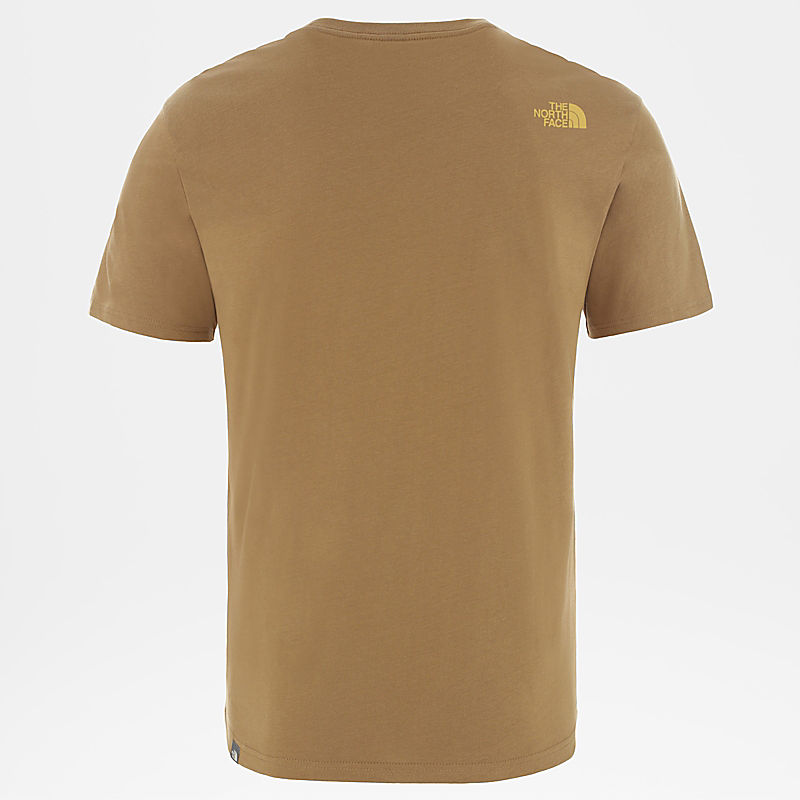 Men's Graphic Short-Sleeve T-Shirt-