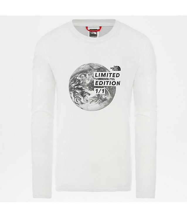Men's Graphic Long-Sleeve T-Shirt | The North Face