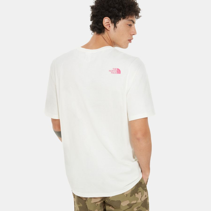 T-Shirt A Maniche Corte Uomo Recover-