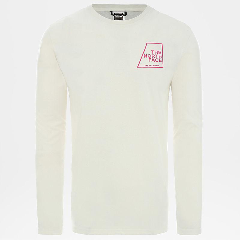 Recover T-Shirt Met Lange Mouwen Voor Heren-