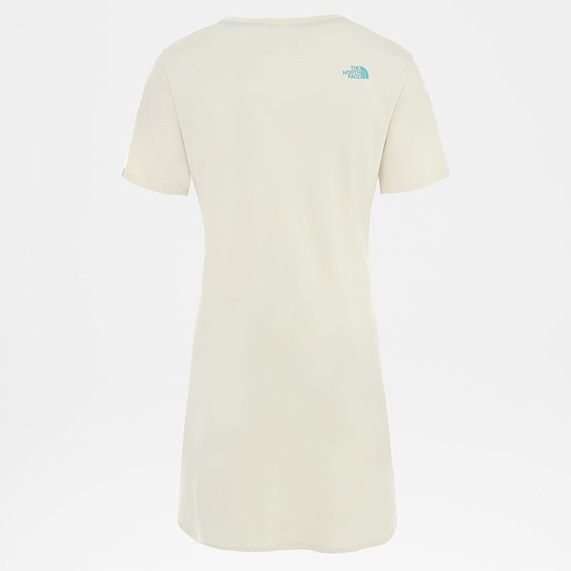 Robe T-Shirt Simple Dome Pour Femme-