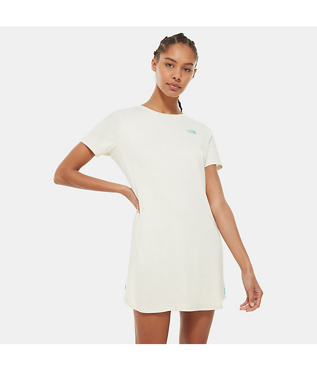 DAMEN SIMPLE DOME T-SHIRT-KLEID | The North Face