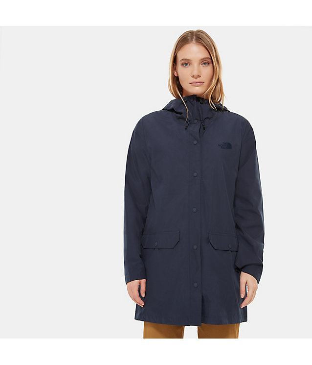 DAMEN WOODMONT REGENJACKE | The North Face