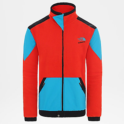 The North Face 92 Extreme Fleece Jacket Red | Mainline