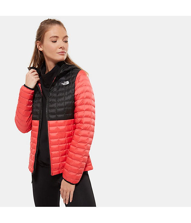 Thermoball™ Eco Active-Jas Met Capuchon Voor Dames | The North Face