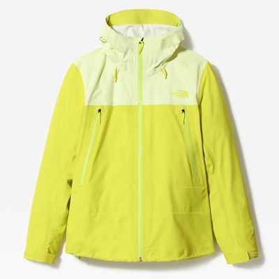The North Face Womens Tente Futurelight Jacket Sulphur