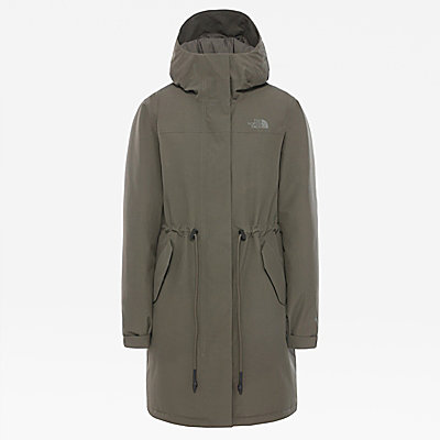 Damen Premium City Triclimate® Daunenjacke | The North Face