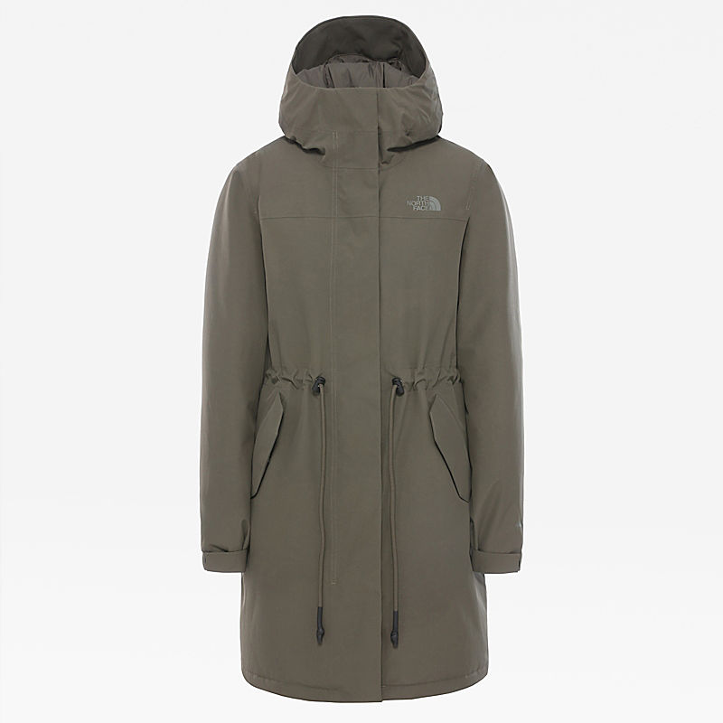 Women's Premium City GORE-TEX® Down Parka-