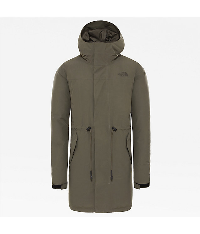 Men's Premium City GORE-TEX® Down Parka | The North Face