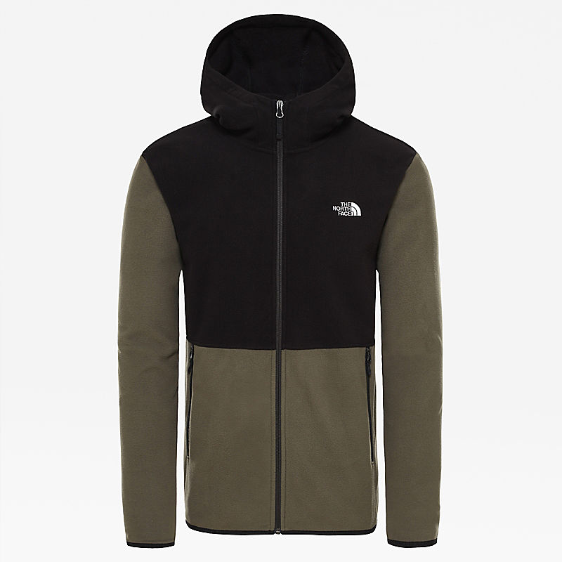 Men'S Tka Glacier Hooded Fleece Jacket-