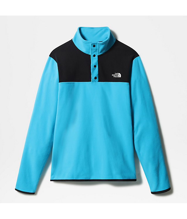 Men's TKA Glacier Snap-Neck Fleece Pullover | The North Face