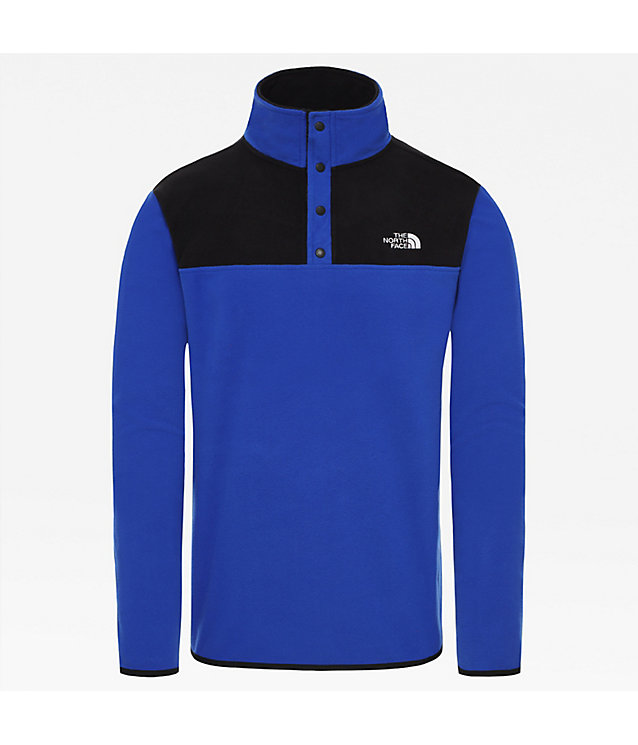 Men's Tka Glacier Snap-Neck Fleece | The North Face