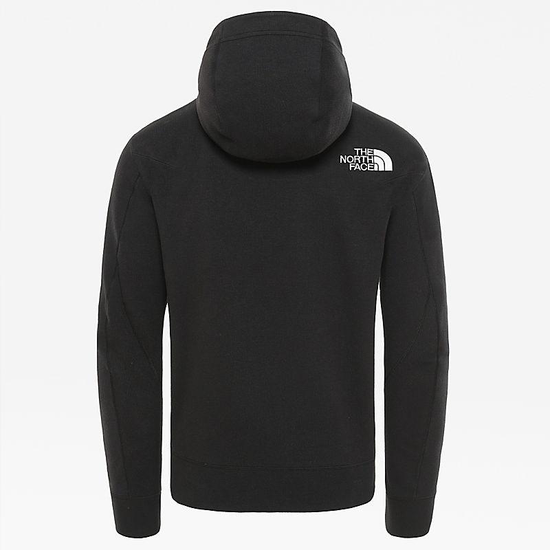 Black Series Spacer Knit Hoodie-