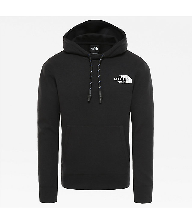 Felpa Con Cappuccio Spacer Knit Black Series | The North Face