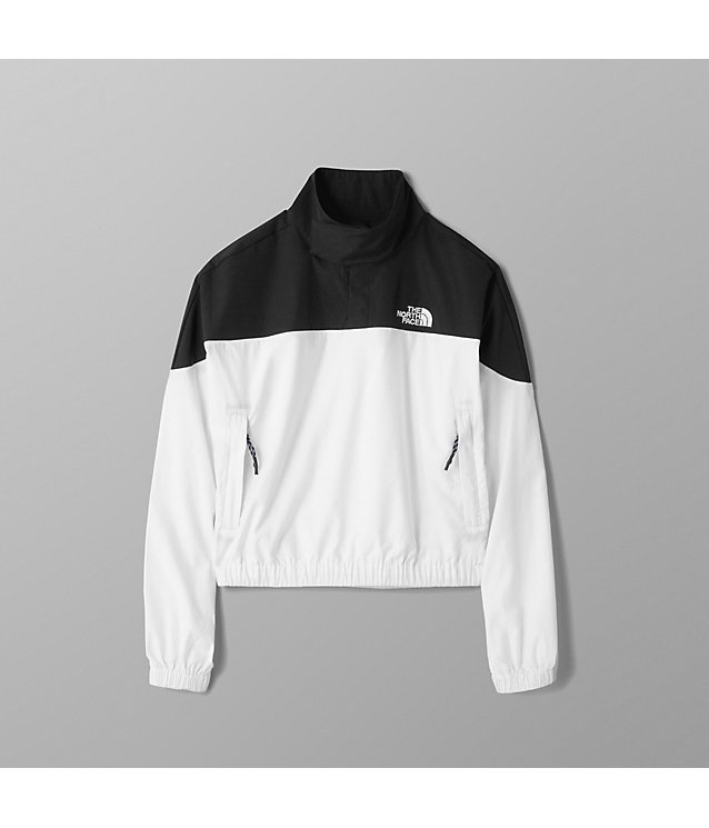 Damen Black Series Kurztop Mit Trichterkragen | The North Face