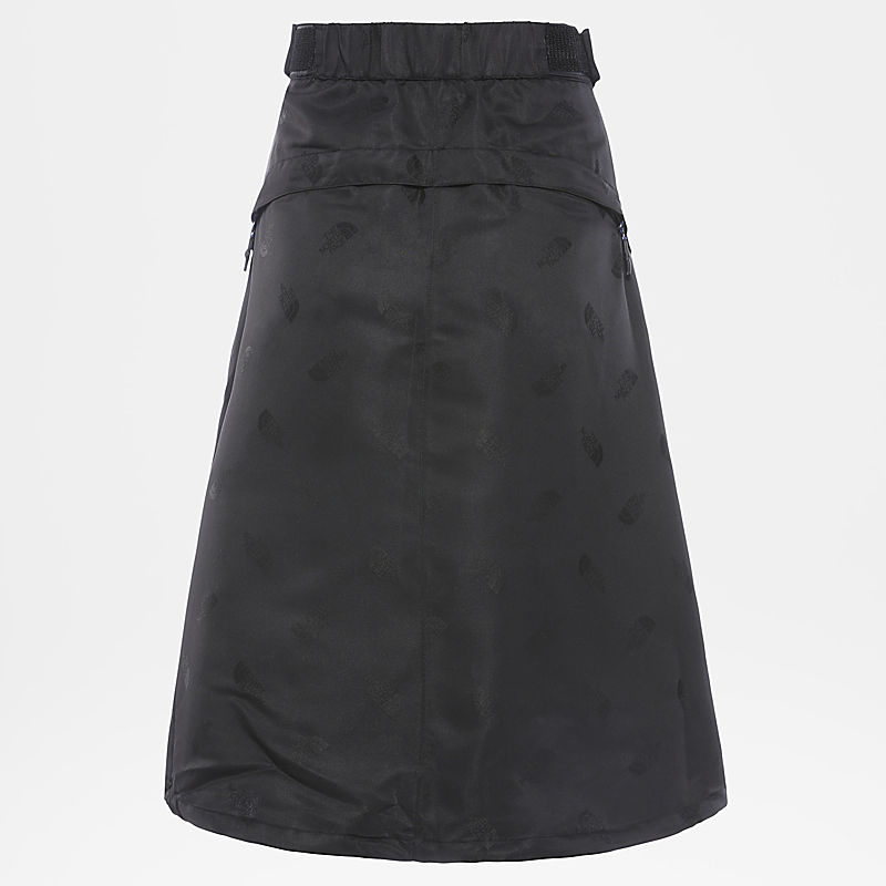 Women's Black Series Jacquard Logo Skirt-