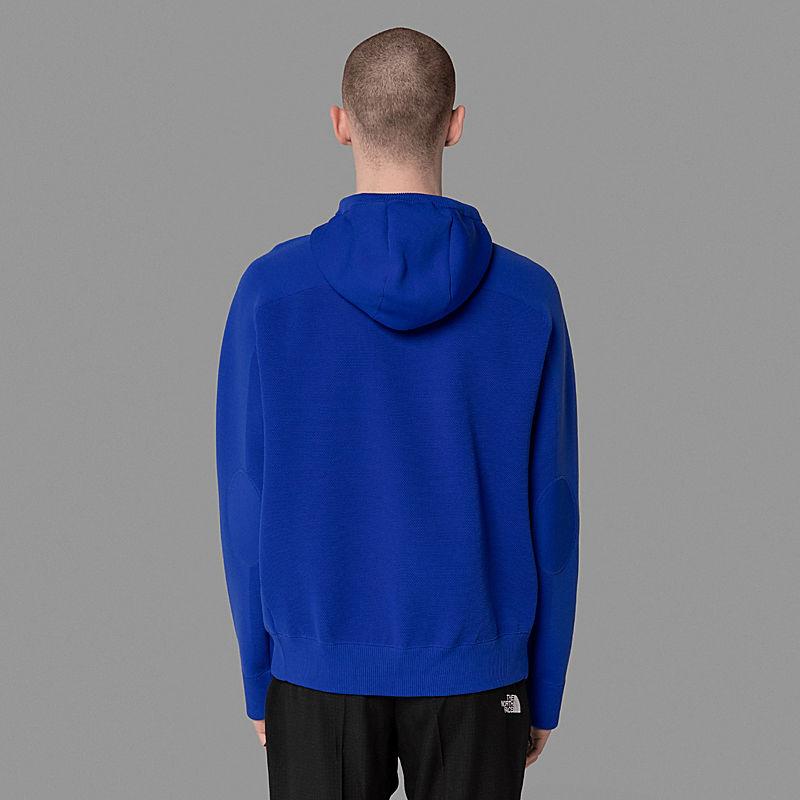 Black Series Engineered Knit Hoodie-