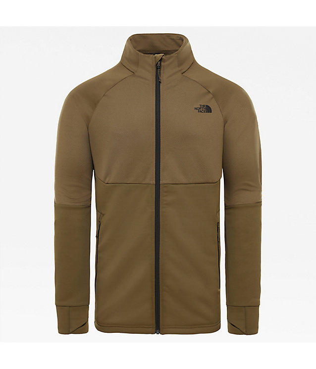 Men's Croda Rossa Full Zip Fleece | The North Face