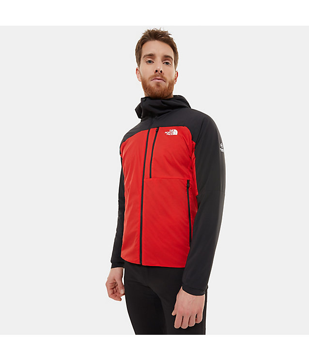GIACCA CON CAPPUCCIO UOMO SUMMIT SERIES L3 VENTRIX VRT | The North Face