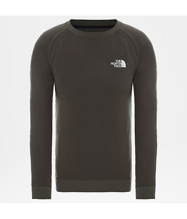 Men's Summit Series L2 Power Grid Sweatshirt | The North Face