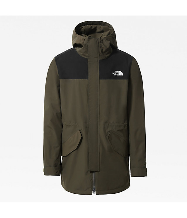 Men's City Breeze Rain Parka | The North Face