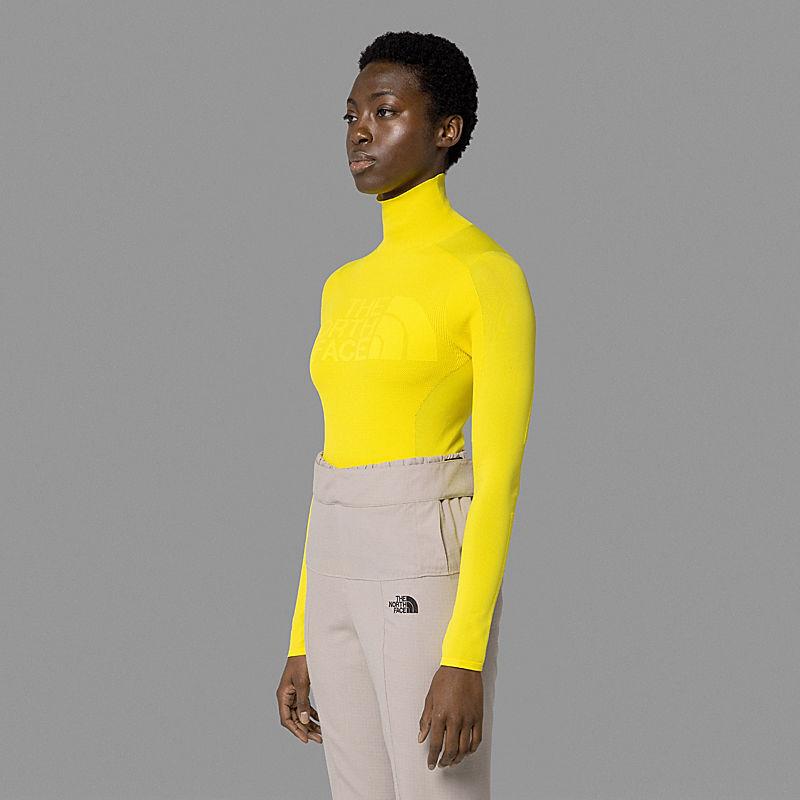 Body Donna In Maglia Tecnica Con Grafica Black Series-