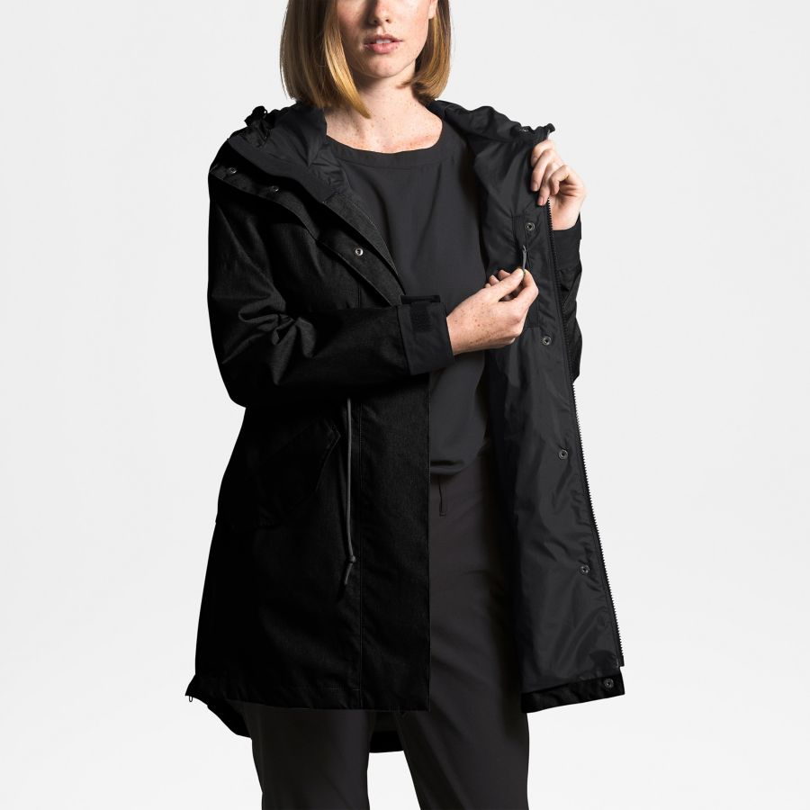 Women's City Breeze Rain Trench II Jacket-