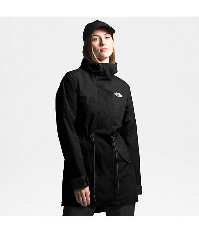 Women's City Breeze Rain Trench II Jacket | The North Face