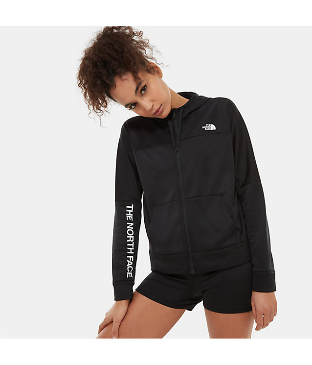 Women's Train N Logo Full Zip Hoodie | The North Face