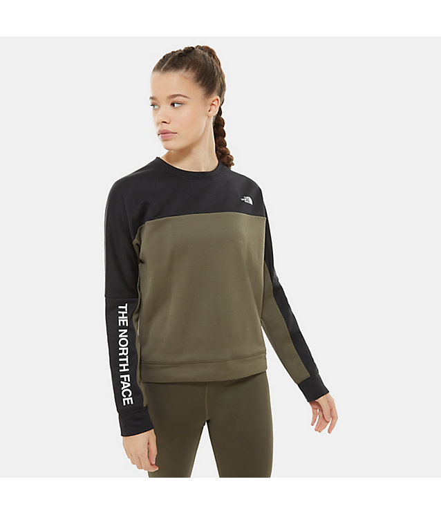 Women's Train N Logo Crop Pullover | The North Face